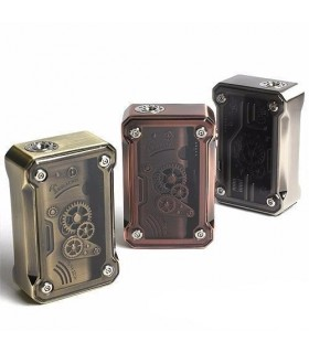 GeekVape GBOX Squonker 200W TC Kit with Radar RDA