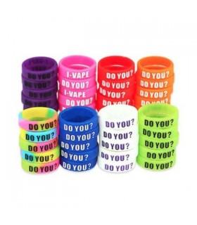 Vapeband ring 22-23mm różne kolory